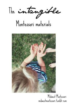 Worth the read! The essence of Montessori at home. It's not about the materials!