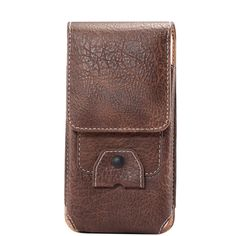 Soznoc Fashion Portable Universal Mobile Phone Bag PU Leather Pocket Wallet Pouch For iPhone For Samsung Anti-knock Phone Case -- AliExpress Affiliate's buyable pin. View the item in details on www.aliexpress.com by clicking the image #PhonePouch