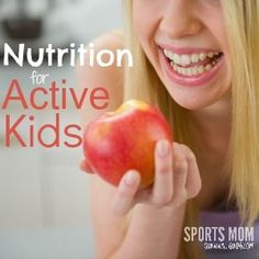 You are what you eat! We've all heard that saying, but it's extremely true! As parents it's our job to instill good habits in our kiddos and healthy nutrition should be at the top of the list. If you have active kids/athletes, than feeding them the right food and keeping them hydrated is probably the […] clean eating for sports nutrition #clean #athlete