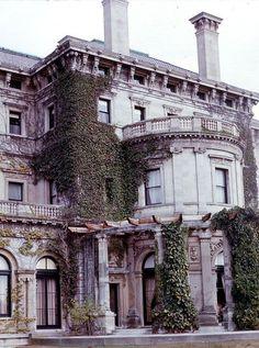 """the breakers"" mansion, newport rhode island"
