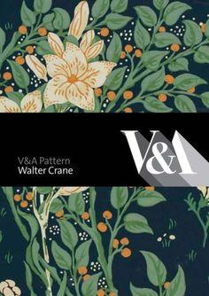 Victoria and Albert Pattern - Walter Crane