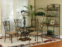 Tuscan Style Kitchen Tables decorate top kitchen dinette sets - http://kitchendesign