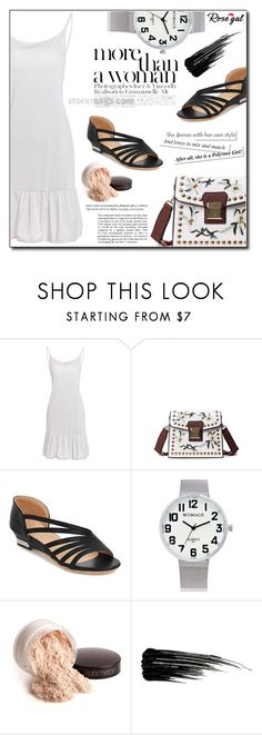 """""""Untitled #1756"""" by fashion-pol ❤ liked on Polyvore featuring Laura Mercier and Urban Decay"""