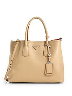 3a7026ac8efd Prada - City Calf Double Bag Prada Bag