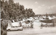 Este camping estaba situado en la Albufereta. Quedó completamente arrasado en las inundaciones de 1962, que produjeron lluvias torrenciales en toda la provincia.