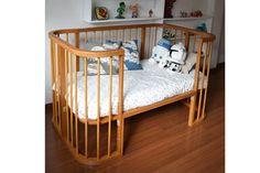¡Arroró mi niño!: cunas con diseño  Baby Piac, un homenaje al colecho.