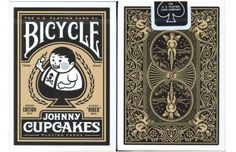 Johnny Cupcakes Playing Cards. #playingcards #poker #games #magic