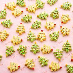 Christmas Tree Cabochons | por Sophie & Toffee