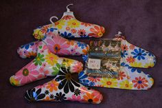 6 in total (two sets of flower power inflatable/blow-up plastic/vinyl clothes hangers. 2 have metal hooks, 2 have plastic hooks, and the other 2 have unfortunately lost their hooks. Plastic Clothes Hangers, Swinging London, Have Metal, Heavenly, Psychedelic, Flower Power, 1960s, Unique Gifts, My Etsy Shop