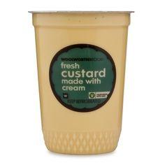 Fresh Custard with Vanilla Bean Seeds - Woolworths Bean Seeds, Custard, Cake, Vanilla, Fresh, Mothers, Desserts, Food, Pie Cake