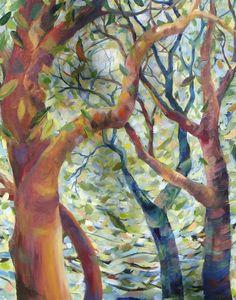 painting wild places   Bonnie Soule Karlsen   The National Arts Program Foundation