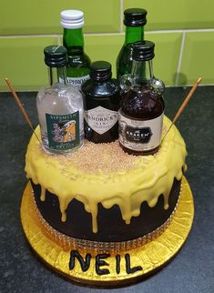Homemade Cakes, How To Make Cake, Rum, Desserts, Food, Homemade Muffins, Postres, Deserts, Hoods