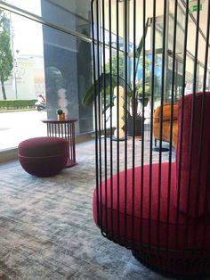 New settings in our Showroom in Vienna next to @viennasecession PARADISE BIRD, MILES POUF, STICKS TABLE @lucanichetto @sebastianherkner @jaimehayon  . . . . . . #handcraft #craftmanship #madeinaustria #austrianfurniture #wittmann #furniture #furnituredesign #designlovers #luxuryfurniture #localproduction #globalbrand #handcraftsmanship #handcrafted #traditionalwork #upholstery Luxury Furniture, Furniture Design, Global Brands, Vienna, Showroom, Sticks, Paradise, Upholstery, Bird
