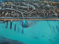 """Edward Burtynsky's """"Water"""" series"""