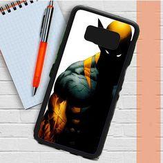 Wolverine Comic Version Samsung Galaxy S8 Case Dewantary