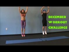 December Workout Challenge/Cardio/ABS/Strength. www.spin-fit.com
