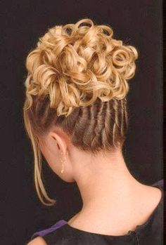 #wedding hairstyle