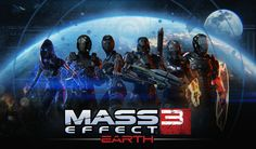 Earth MP DLC pack for Mass Effect 3