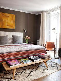 Dormitorios de ensueño - vía Revista Nuevo Estilo