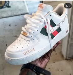 17041bf06529 Custom Nike Men s Air Force 1 Sneakers - All Sizes Available!  fashion   clothing