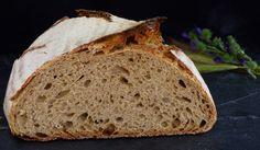 Pan tritordeum y trigo orgánico
