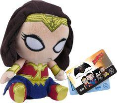 Wonder Woman Mopeez Plush | Batman vs Superman: Dawn of Justice | Popcultcha