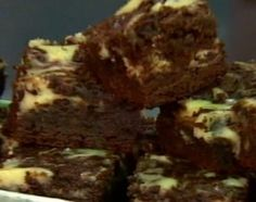 Cheesecake brownie, postre 2 en 1