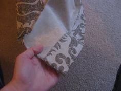 Frugal Home Ideas: Easy No Sew Curtains for the camper
