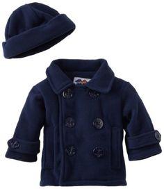 Amazon.com: Good Lad Baby-Boys Infant Fleece Peacoat, Navy, 24: Clothing   http://www.amazon.com/gp/product/B009LDX4EQ?tag=vglnk-c324-20