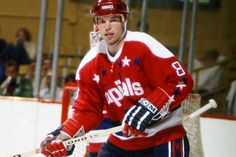 Larry Murphy | Washington Capitals | NHL | Hockey