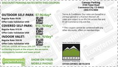 Canopy Parking Denver Airport DEN Airport Parking Coupon from LongtermParking.com Travel For A Year, Denver Airport, Commerce City, Free Coupons, Canopy, Travel Tips, Cruise, Park, Creative Things