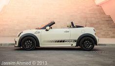 Mini Cooper S - JCW 2013
