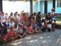 PÉ NO CHÃO - POSTO DE ASSISTÊNCIA ESPÍRITA CRISTÃ: Voluntários