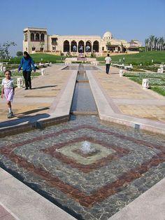 Al-Azhar Park - Wikipedia Park Landscape, Landscape Design, Project For Public Spaces, Egypt Travel, Marriott Hotels, Cairo Egypt, Turquoise Water, The World's Greatest, Ancient Egypt