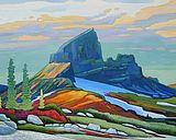 A collection of Paintings by Canadian Painter Nicholas Bott. Canadian Painters, Canadian Artists, Paintings, Rock, Canvas, Nifty, Tattoo Ideas, Tela, Paint