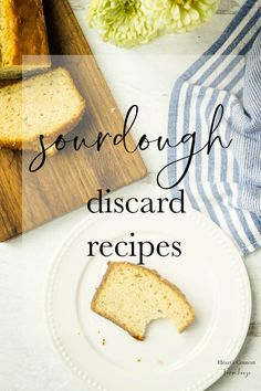 Every sourdough baker needs some good recipes to use up their discard sourdough starter. Anything from chocolate chip pancakes to salty pretzels can be made with sourdough starter! Here are 9 delicious and easy recipes to save you from throwing it out! #sourdough #frugalliving