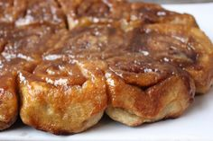 My mom's Canadian Prairie Homemade Cinnamon Buns are famous in our family, our neighbourhood and home town: step by step images included. Donut Recipes, Baking Recipes, Dessert Recipes, Cinnamon Bun Recipe, Cinnamon Rolls, Christmas Desserts Easy, Christmas Baking, Best Pumpkin Bread Recipe, Baking Buns
