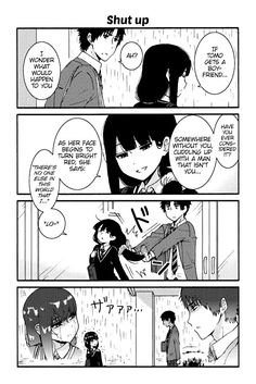 Tomo-chan wa Onnanoko! 4 Page 7 I wish there was a 'love' button. Guh! The feels are killing me!