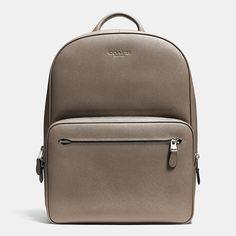 Hudson Backpack in Crossgrain Leather