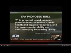 EPA Water and Land Grab