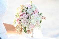 Bridal Bouquet romantic rose