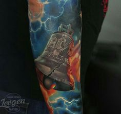 """Hell's Bell"" By Levgen Eugeneknysh 