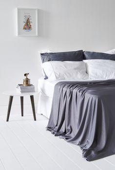Bamboo Sheets - Grey