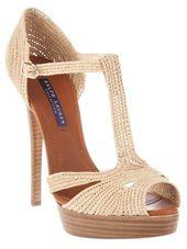 RALPH LAUREN  stiletto sandal