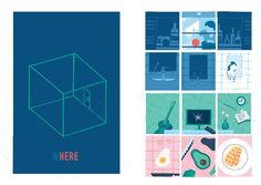 Where Book on Behance