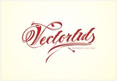 How to Add Decorative Glamour to Your Ordinary Script Font #Illustrator