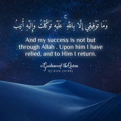 Islamic Inspirational Quotes, Islamic Quotes, Islamic Art, Allah Islam, Islam Quran, Muslim Quotes, Religious Quotes, Hadith, Alhamdulillah
