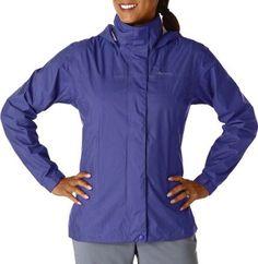 Marmot Women's PreCip Rain Jacket Royal Night L