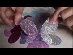 Aprender a hacer hadas con Porcelana fría - 1 - YouTube