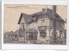 AUTHEN-du-PERCHE : La Croix-joslette Et Commune - Tres Bon Etat
